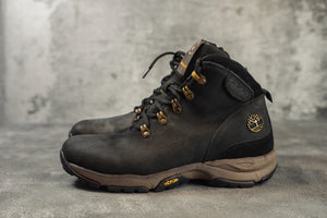 Timberland Men's Flume Hiking Boot Review Black - Game Over Shop