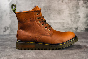 Dr.Martens Winter Brown - Game Over Shop