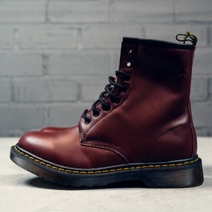 Dr.Martens 1460 Fur red - Game Over Shop