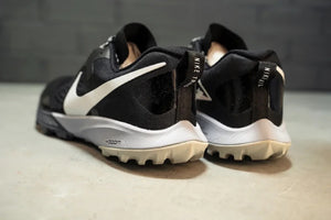 Nike Air Zoom Terra Kiger 5 Black White - Game Over Shop