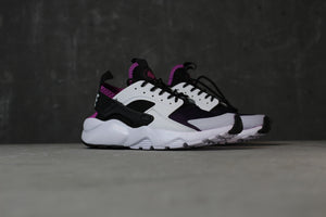 Nike Air Huarache Run Ultra Black/Grey/Purple - Game Over Shop