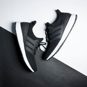 Adidas Ultra Boost 3.0 Black - Game Over Shop