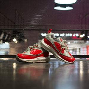 Nike Air Max 98 x Supreme red/white - Game Over Shop