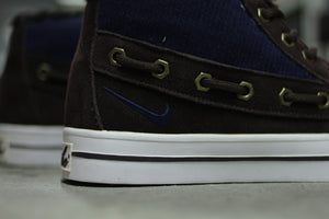 "Nike Winter Sweet Classic ""Brown/navy blue"" - Game Over Shop"