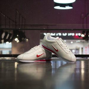Nike Cortez Basic Jewel White-Red - Game Over Shop