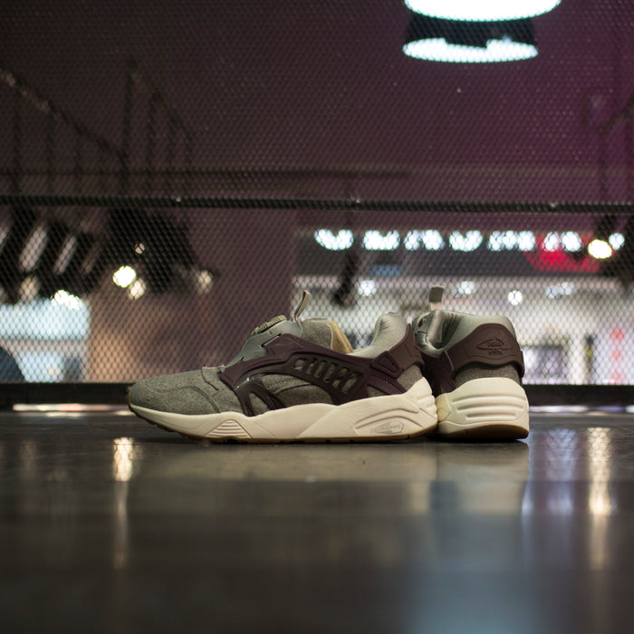 "PUMA DISC BLAZE ""BAPE"" grey"
