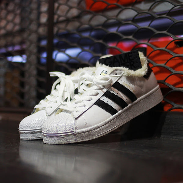 9f27d66159d921 Первый сникер-магазин Казахстана.Adidas Superstar Fur кроссовки ...