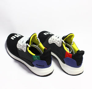 Adidas PW HU HOLI SOLAR BOOST 'Black' - Game Over Shop