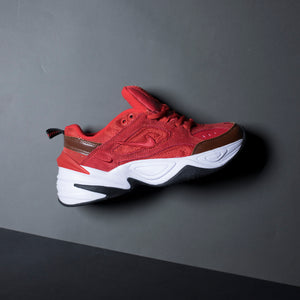 Nike M2K Tekno Red/Coffee - Game Over Shop
