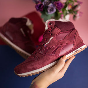 Reebok Classic Winter Burgundy - Game Over Shop