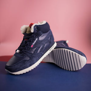 Reebok Classic Winter Dark Blue - Game Over Shop