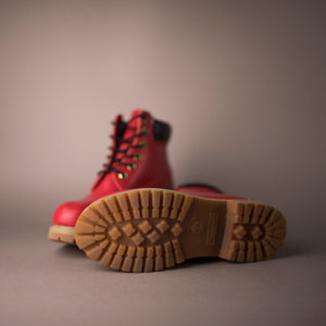 Timberland Waterproof RADFORD BOOT Red - Game Over Shop