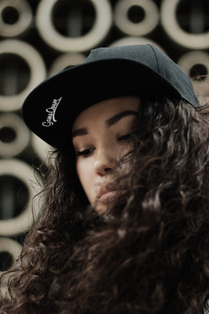 "Game Over Apparel Basic Snapback ""Black Tribe"" - Game Over Shop"