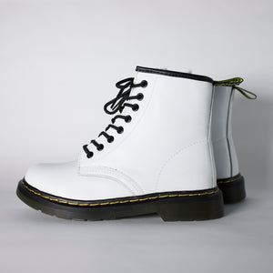 Dr. Martens fur white - Game Over Shop