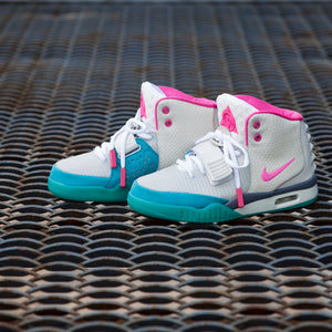 Nike Air Yeezy 2 White Pink - Game Over Shop