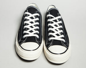 Converse Low Black - Game Over Shop