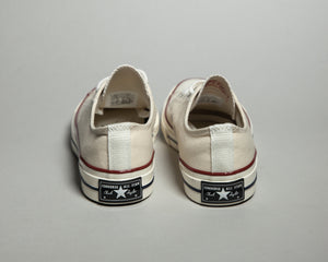 Converse Low White - Game Over Shop