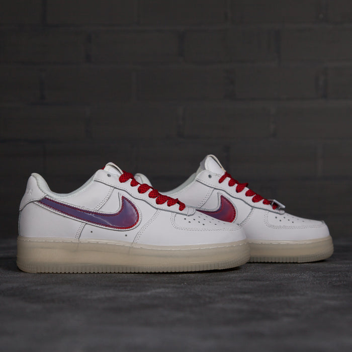 Nike Air Force 1 low Chameleon Red