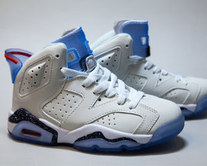 Nike Air Jordan 6 White Cemet - Game Over Shop