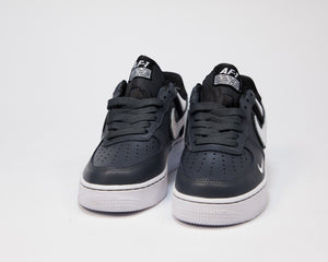 Nike Air Force Low Black White - Game Over Shop