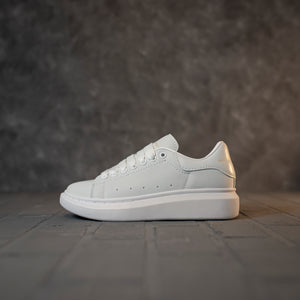 Alexander McQueen All White