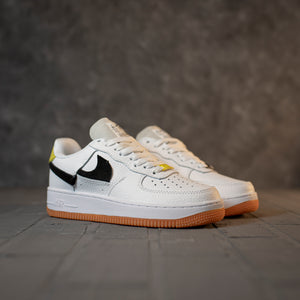 Nike Air Force 1 Low White Yellow