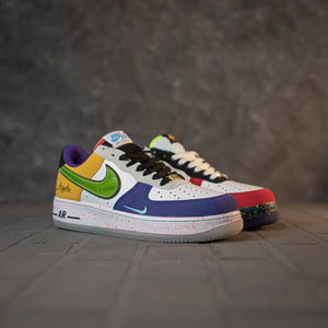 "Nike Air Force 1'07 Mid ""What The LA"""