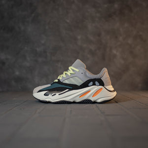 "Adidas Yeezy Boost 700 ""Wave Runner"" Solid Grey"