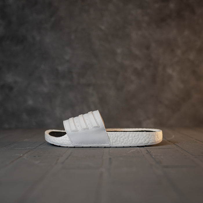 Adidas Adilette Boost Slide White