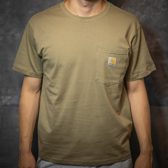 Футболка Carhartt Pocket Brown