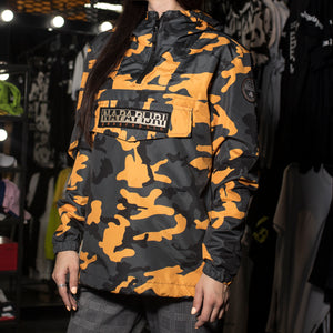 Анорак NAPAPIJRI Camouflage - Game Over Shop