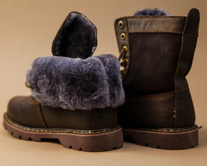 Caterpillar Winter Brown - Game Over Shop