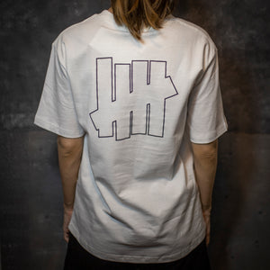 Футболка Undefeated White