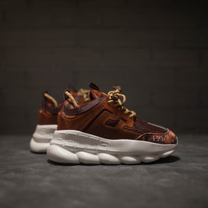 VERSACE CHAIN REACTION RED/GOLD - Game Over Shop