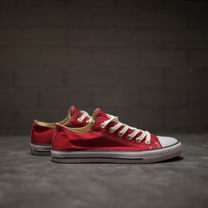 CONVERSE All Star Low Red - Game Over Shop