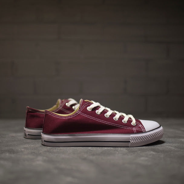 CONVERSE All Star Hi Wine Red