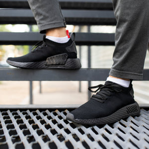 "Adidas NMD R1 PK ""Japan boost""/Triple Black - Game Over Shop"