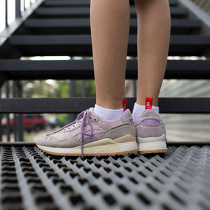 "Asics x Clot Gel-Lyte III ""Lavender and Sand"" - Game Over Shop"
