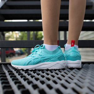 Asics Gel-Kayano Trainer Knit Gets Minty - Game Over Shop