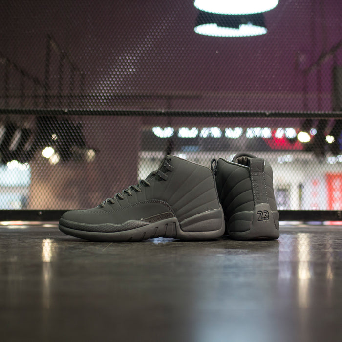 NIKE Air Jordan 12 Retro x Public School/Dark Grey