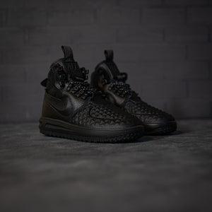 Nike Lunar Force 1 Duckboot All Black - Game Over Shop