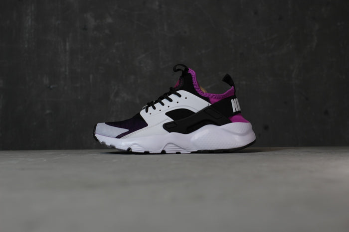 Nike Air Huarache Run Ultra Black/Grey/Purple