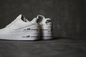 Nike Air Force 1 Low Tape Double Air White