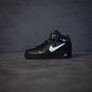 Nike Air Force 1 07 Mid Utility Pack Black - Game Over Shop