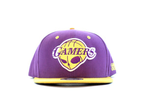 Снэпбэк Game Over x Lakers - Game Over Shop