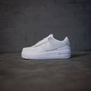 Nike Air Force 1 Low Shadow All White - Game Over Shop