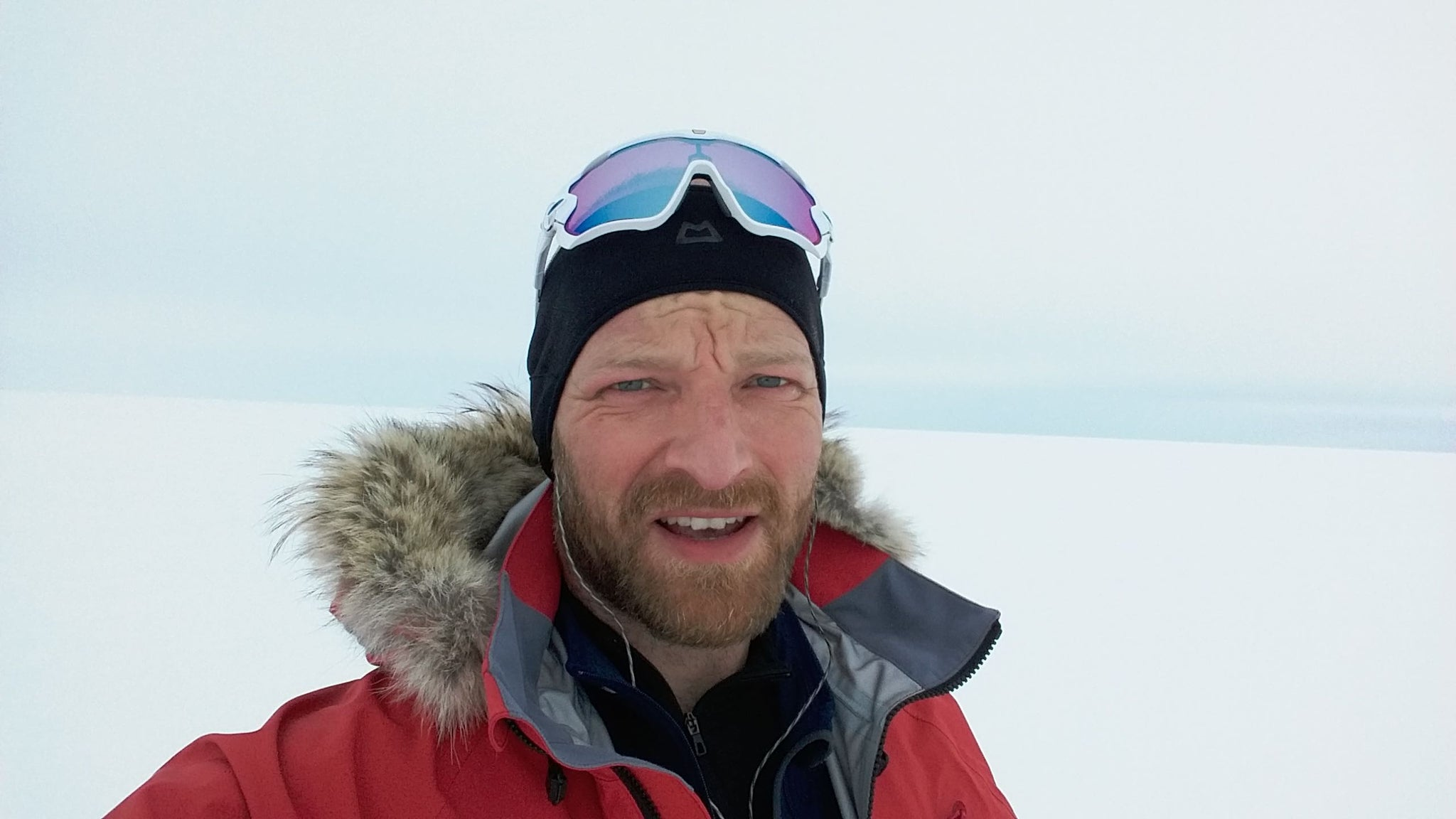 Polar explorer Ben Saunders explains why he takes FLARES® PRO earphones on his expeditions.