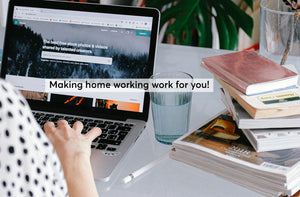Working from home? Helpful aids to reduce stress during lockdown