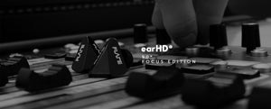 Hear the world in high definition with earHD 90