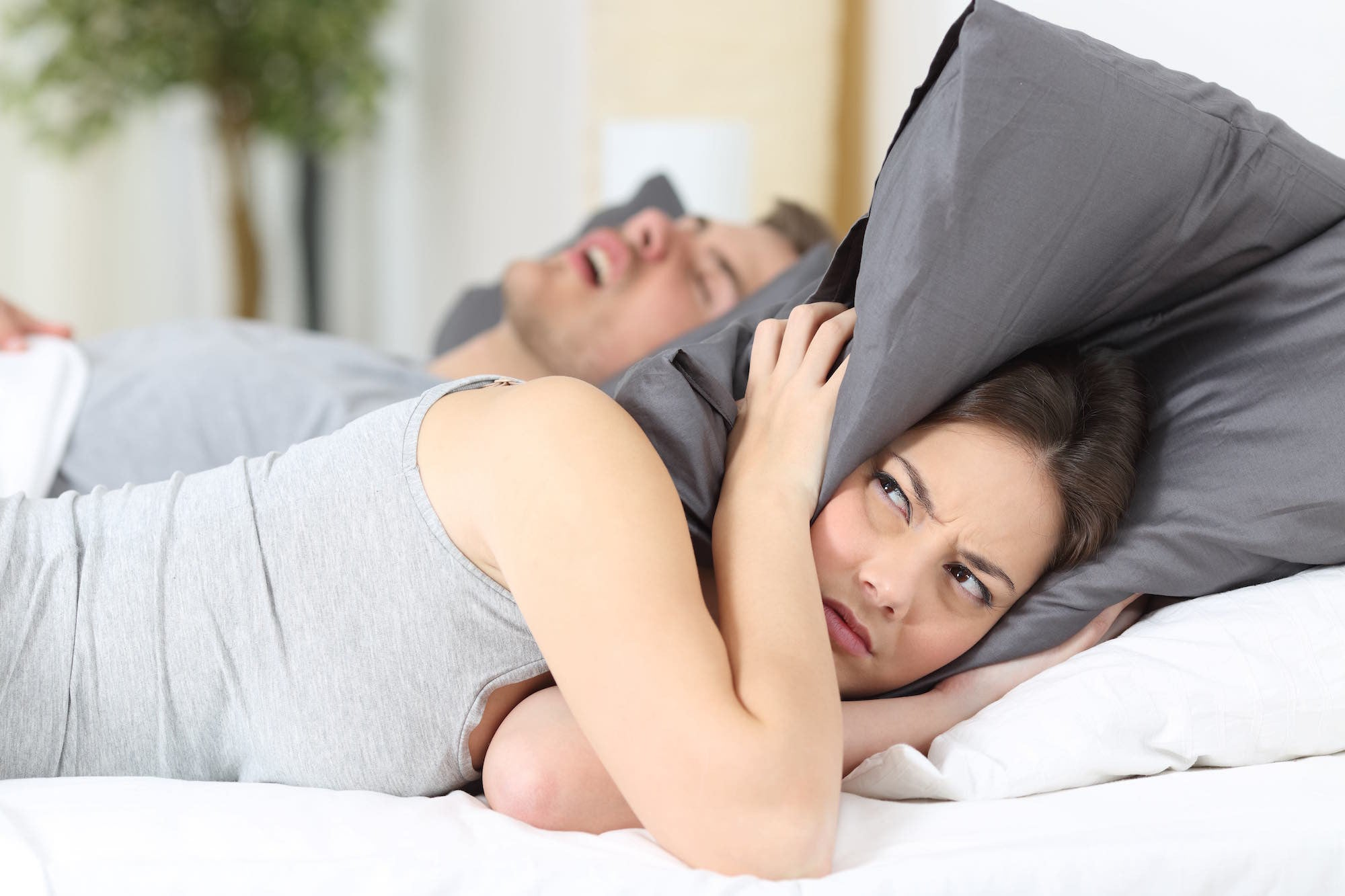 How ISOLATE® saved my relationship from the menace of snoring